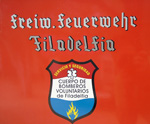 Emblem of the auxiliary fire brigade